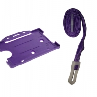 Suport ecuson orizontal, mov, 9X6,5cm, Vivo,t3535 purple